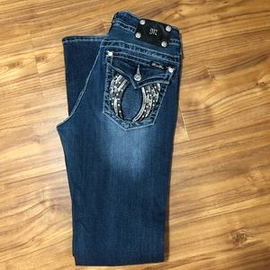Miss Me Signature Boot Jean